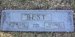 Bettie Lenora <i>Fore</i> Best