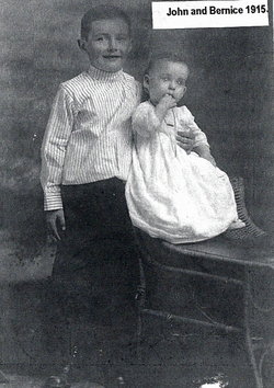 Bernice Margaret Augusta <i>Gerken</i> Hill