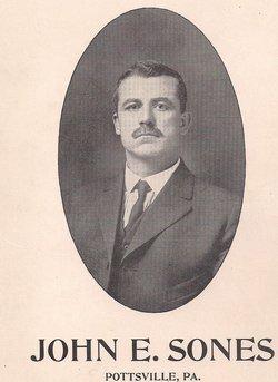 John E Sones