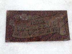 Walter Ferrabee Haag