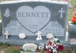 Foster E Bennett