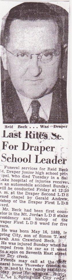 Reid Beck