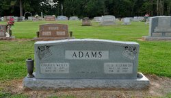 Ollie Elizabeth <i>Chandler</i> Adams
