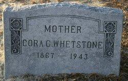 Cora Rebecca <i>Gue</i> Whetstone