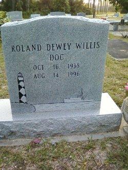 Roland Dewey Willis