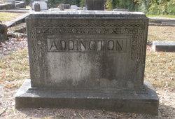 Bessie <i>Addington</i> Hill