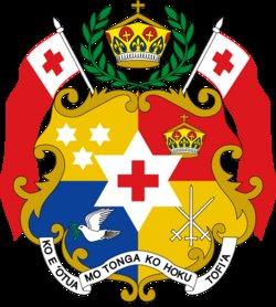 George Tupou King of Tonga, V
