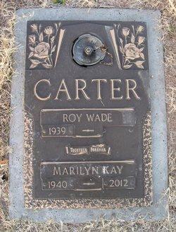 Marilyn Kay Kay <i>Saunders</i> Carter