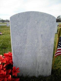 Dorothy Josephine <i>Prather</i> Armstrong