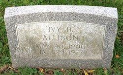 Ivy H. <i>Smith</i> Allison