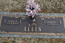Catherine Louise <i>Newman</i> Allin