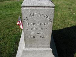 Caroline Augusta <i>Brigham</i> Curtis