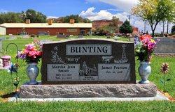 Martha Jean Marty <i>Smoot</i> Bunting