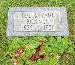 Louis Paul Kohnen