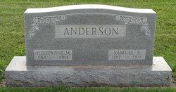 Josephine M. Anderson