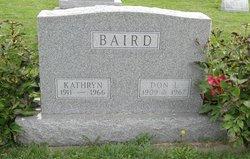 Kathryn Baird