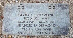 Frances M. Desmond