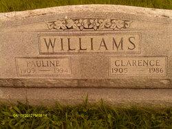 Pauline F <i>Brackett</i> Williams