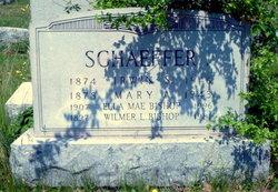 Ella Mae <i>Schaffer</i> Bishop