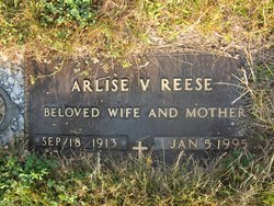 Arlise Virginia <i>Sanford</i> Reese