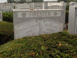 Lena <i>Itzkowitz</i> Firester