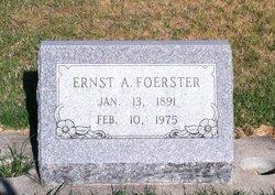 Ernst Albert Foerster