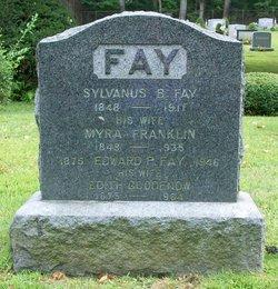 Edith <i>Goodenow</i> Fay