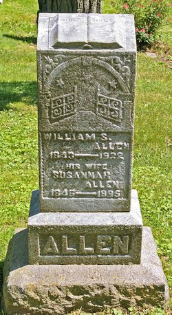 William S Allen