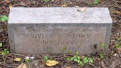 Vivian <i>Stevens</i> Brown