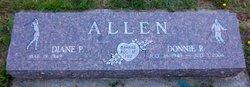 Donnie R Allen