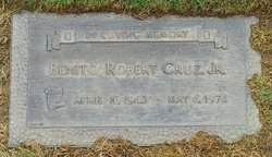 Benito Robert Benny Cruz, Jr