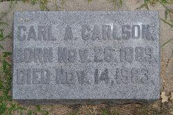 Carl A. Carlson