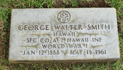 George Walter Smith