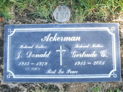 John Donald Ackerman