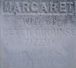 Margaret Maria <i>Smith</i> Crounse