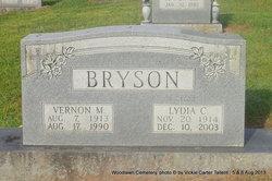 Vernon Morris Bryson