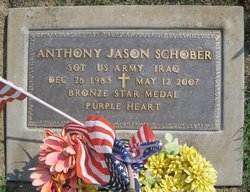 Sgt Anthony Jason Schober
