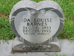 Ida Louise Barnes