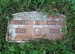 Edith Cahill