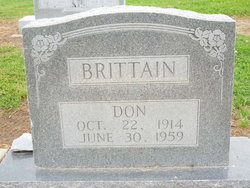Don Brittain