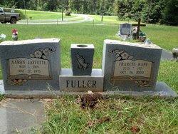 Francis <i>Rape</i> Fuller