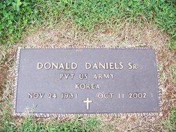 Donald L Daniels