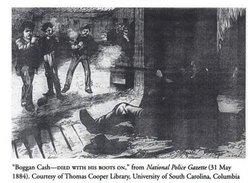 Capt William Boggan Cash