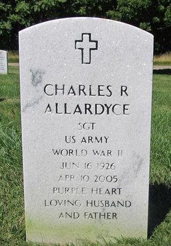 Charles R Allardyce