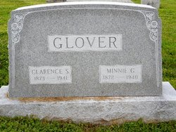 Clarence Stouffer Glover