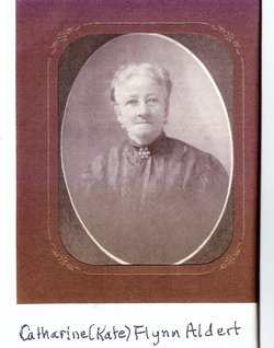Catherine M <i>Flynn</i> Aldret