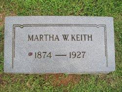 Martha W Keith