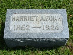 Harriet A. <i>Henderson</i> Funk
