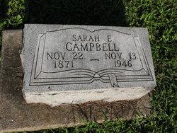 Sarah Ellen <i>Lawson</i> Campbell