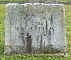 Nellie Austin <i>Phelps</i> Allen